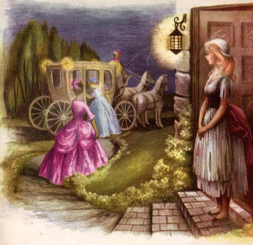 Image result for cinderella illustration